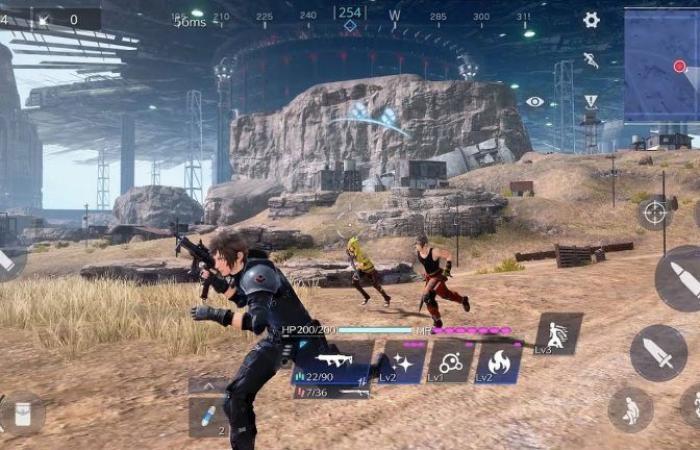 لعبة الهواتف باتل رويال Final Fantasy 7: The First Soldier تحظى ببث خاص الأسبوع المقبل للكشف عن أسلوب اللعب