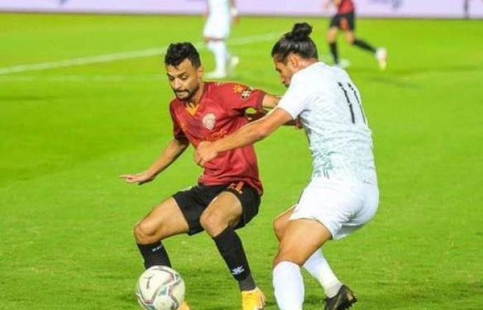 التعادل الإيجابي يحسم مباراة البنك الأهلي وسيراميكا في الدوري