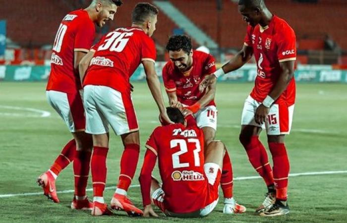 تعرف على موعد مباراة الأهلي المقبلة في الدوري المصري الممتاز
