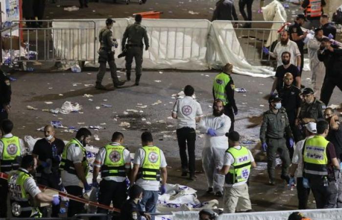 واشنطن تؤكد سقوط ضحايا من مواطنيها بحادث التدافع في إسرائيل
