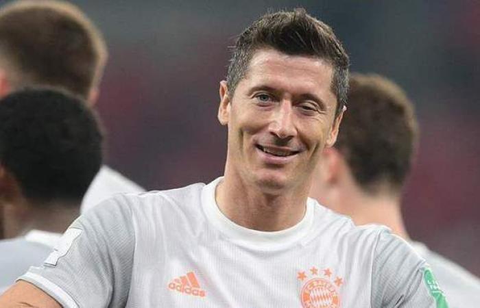 تقارير.. ريال مدريد يفكر في ضم ليفاندوفسكي