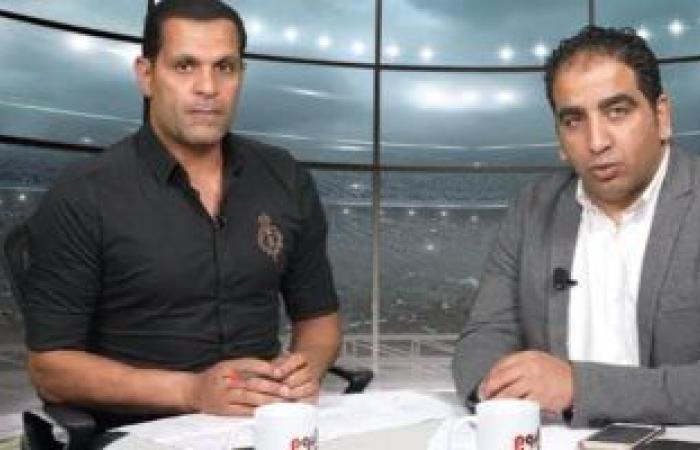 """أشرف ممدوح لاستوديو """"اليوم السابع"""": الأهلى يستغنى عن كهربا نهاية الموسم.. فيديو"""