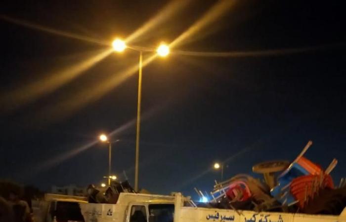 أجهزة المدن الجديدة ترفع الكارت الأحمر للشيشة فى المقاهي وحملات خلال آيام الإجازة