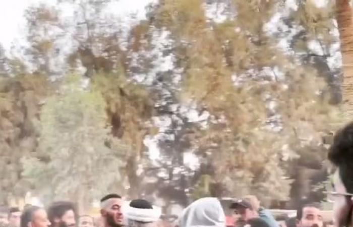 """رمضان والخولى حبايب فى آخر يوم تصوير """"موسى"""" واحتفالات لطاقم العمل.. فيديو وصور"""