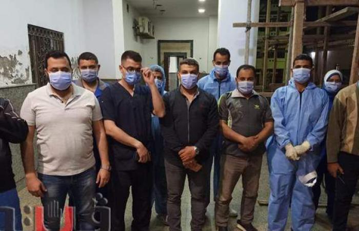 بعد استقبال 8 حالات.. مستشفى الباجور يستدعى الأطباء والتمريض