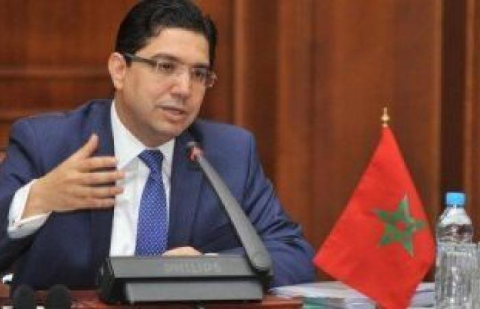 """وزير خارجية المغرب يجري مباحثات مع نظيره البرتغالي.. و""""سانتسوس"""" يشيد بجهود مكافحة كورونا"""