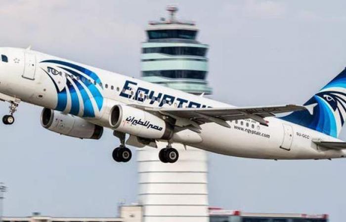 مصر للطيران تسير 66 رحلة جوية لنقل 5178 راكبا بالمطارات