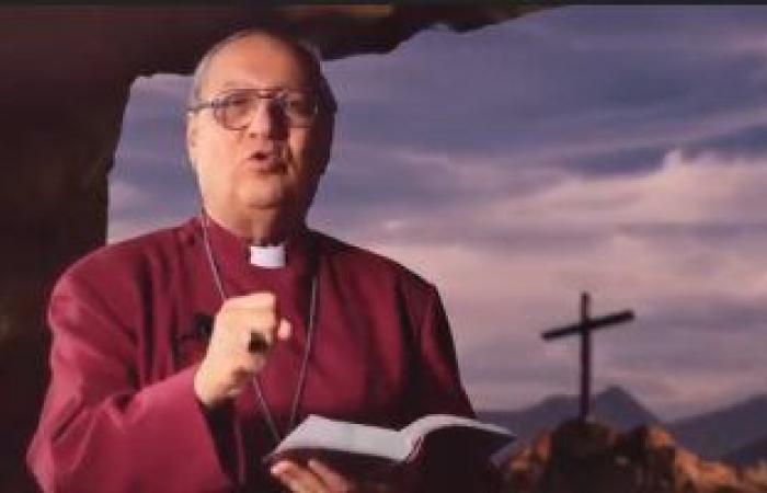 الكنيسة الأسقفية تنشر رسالة أمل وحب بمناسبة عيد القيامة.. فيديو