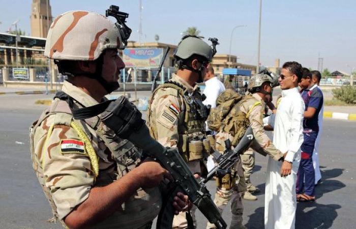 مقتل 4 من عناصر الجيش العراقي شمالي بغداد