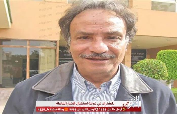 حمدي الوزير يوضح حقيقة منعه بناته من التمثيل.. (فيديو)