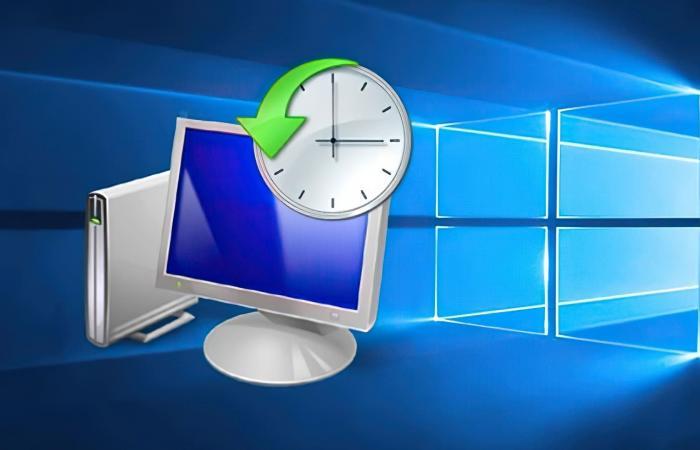 كيف يمكنك إستعادة بيانات النظام يدوياً مع نظام تشغيل Windows 10