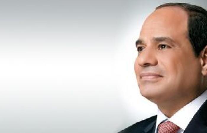 الرئيس السيسى يستعرض جهود الحكومة في دعم إطلاق تقرير التنمية البشرية في مصر