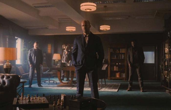 Wrath of Man يتصدر شباك التذاكر الأمريكي بـ 8 ملايين دولار