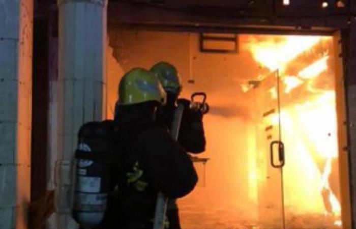 اندلاع حريق بأكبر مستشفى لعلاج مصابي كورونا في الفلبين
