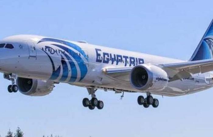 مصر للطيران تنقل بعثة الأهلي إلى جنوب أفريقيا