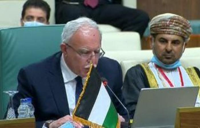 المالكى: فلسطين تنتفض فى وجه الاحتلال وسنواصل الدفاع عن مقدساتنا