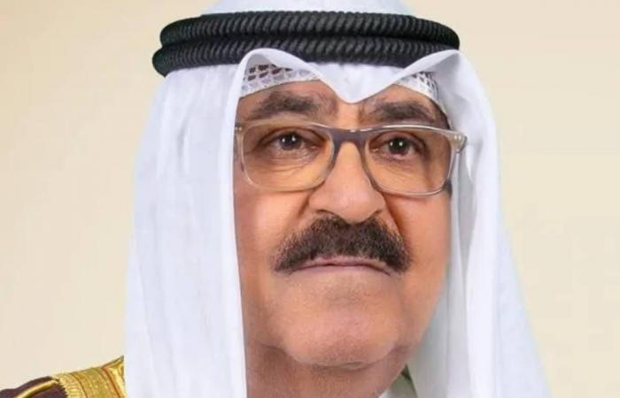 ولي عهد الكويت يزور السعودية اليوم الثلاثاء