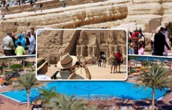 """العناني يجتمع بـ""""تنشيط السياحة"""" وتحالف دولى لإطلاق حملة ترويجية لمصر"""