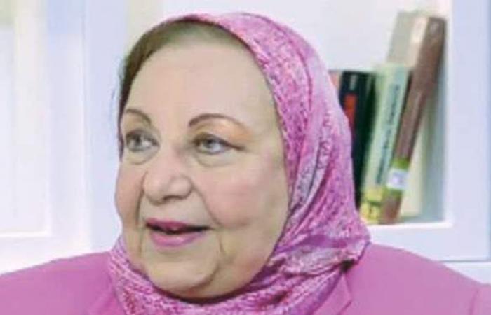 مايا مرسي تنعى الدكتورة سامية التمتامى
