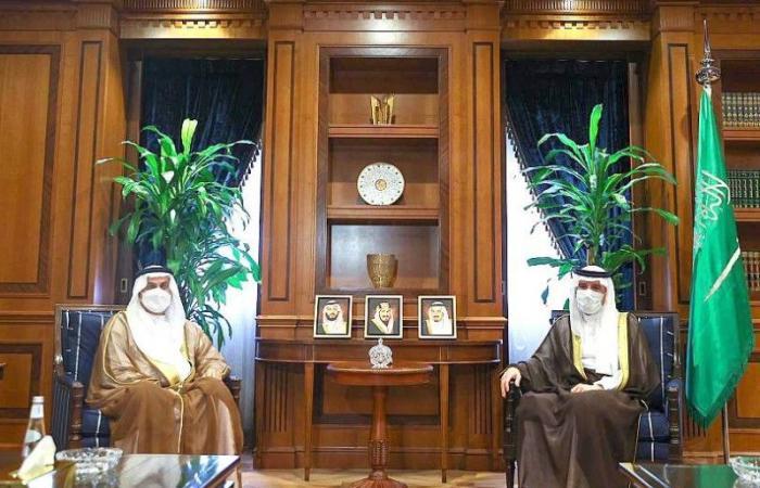 الجبير يستعرض أبرز المستجدات الإقليمية والدولية مع غباش وليندي
