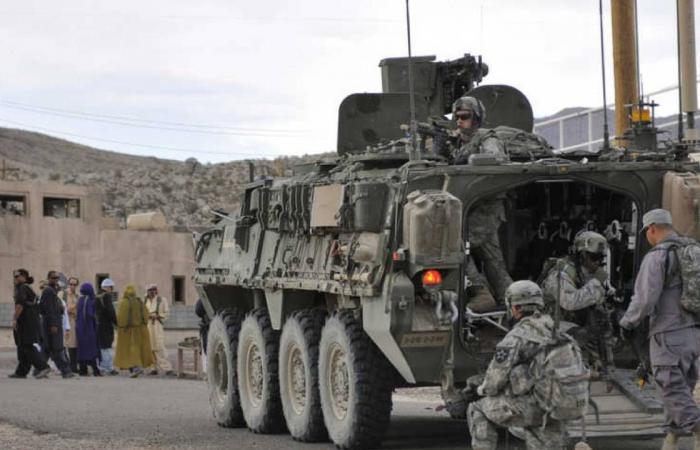 الولايات المتحدة تسلم 6 قواعد عسكرية للحكومة الأفغانية
