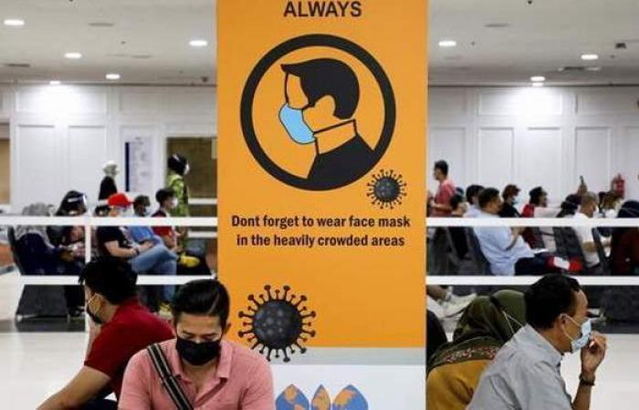 إغلاق عام في ماليزيا لمدة أسبوعين بسبب تفشي كورونا