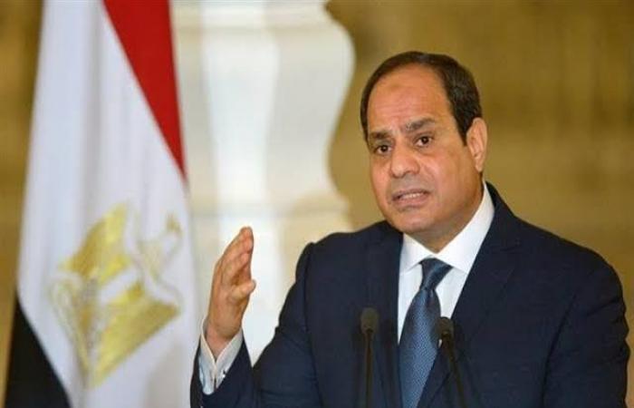 الرئيس السيسي يوجه بتحرك مصري سريع لتحقيق الاستقرار في المناطق الفلسطينية