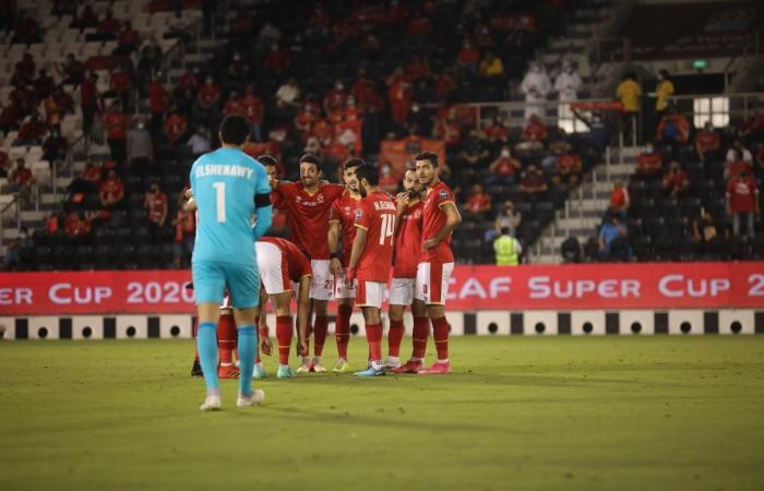 عبدالحفيظ يعلن: الأهلي يخوض مباراة ودية استعدادا للترجي