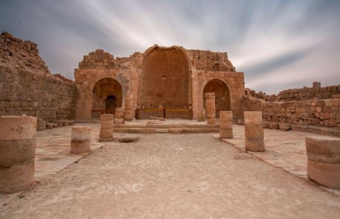 العثور على بقايا أقدم كاتدرائية في إسرائيل