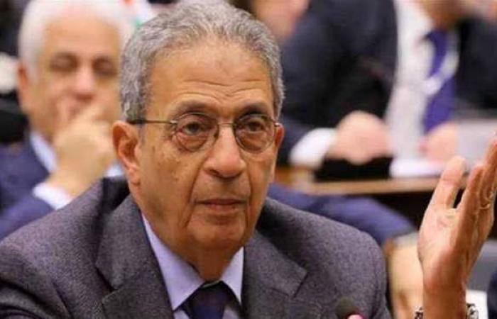 هل سد النهضة مؤامرة ضد مصر؟.. عمرو موسى يجيب   فيديو