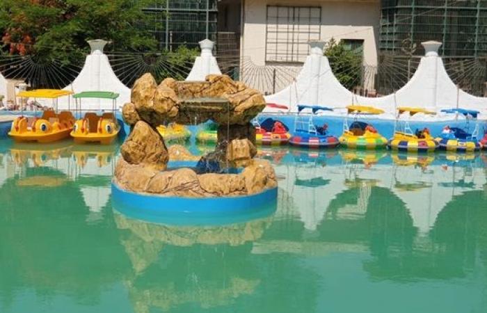 حديقة الحيوان تعلن عن خدمة ترفيهية جديدة للأطفال (صور)