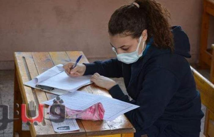 21 صورة ترصد انطلاق امتحانات الشهادة الإعدادية في القاهرة