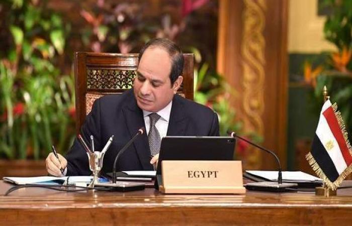 تفاصيل جهود مصر ورسائل السيسي لتثبيت التهدئة وإعمار غزة