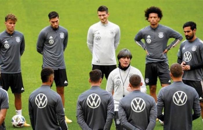 موعد أولى مباريات ألمانيا في كأس أمم أوروبا