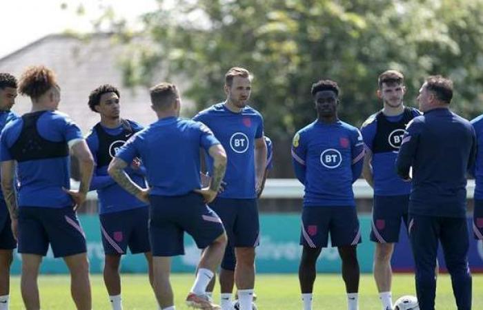26 لاعبا في القائمة النهائية لمنتخب إنجلترا لبطولة أمم أوروبا