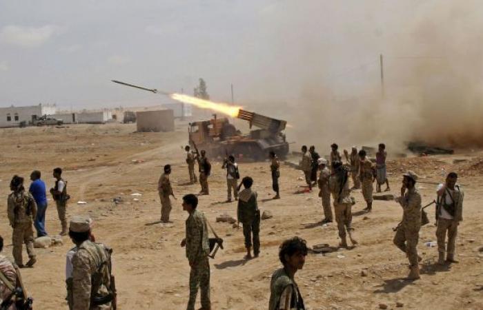 """الجيش اليمني يعلن مقتل وإصابة مجموعة من """"أنصار الله"""" في محاولة تقدم"""