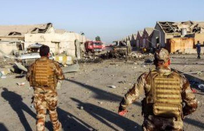 الأمن العراقى يحبط عملية إرهابية لداعش ويضبط 4 عبوات ناسفة قبل تفجيرها