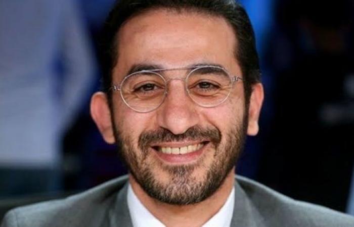 أحمد حلمي يُهنئ المستشار تركي آل الشيخ على روايته الجديدة