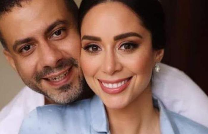 أول صور لـ «محمد فراج وبسنت شوقي» من استعدادات عقد قرانهما اليوم