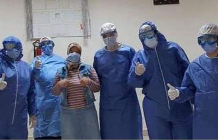 ارتفاع حالات المتعافين من كورونا بمستشفى عزل قفط لـ 340 مواطنا
