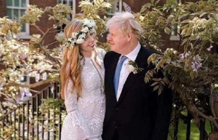 الظهور الرسمي الأول لزوجة رئيس الوزراء البريطاني | صور