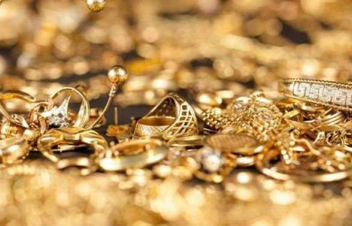 الذهب يتراجع في ختام تعاملات اليوم.. أسعار المعدن الأصفر تنخفض