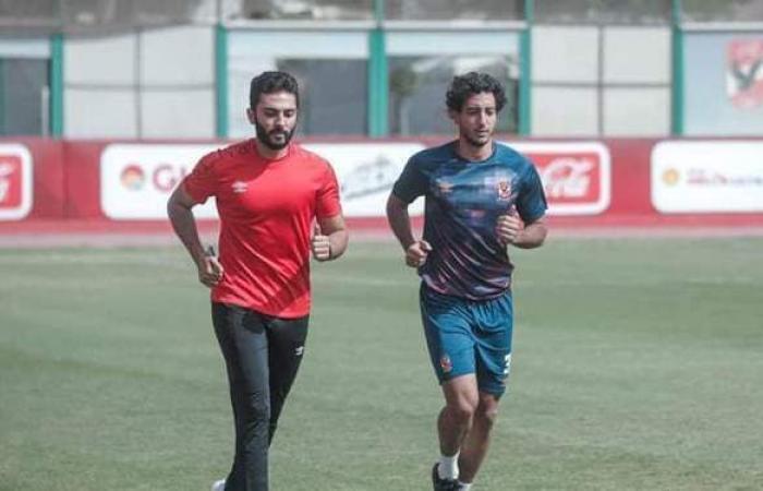 اخبار الأهلى   محمد هاني يقترب من اللحاق بمباراة الإياب أمام الترجي التونسي
