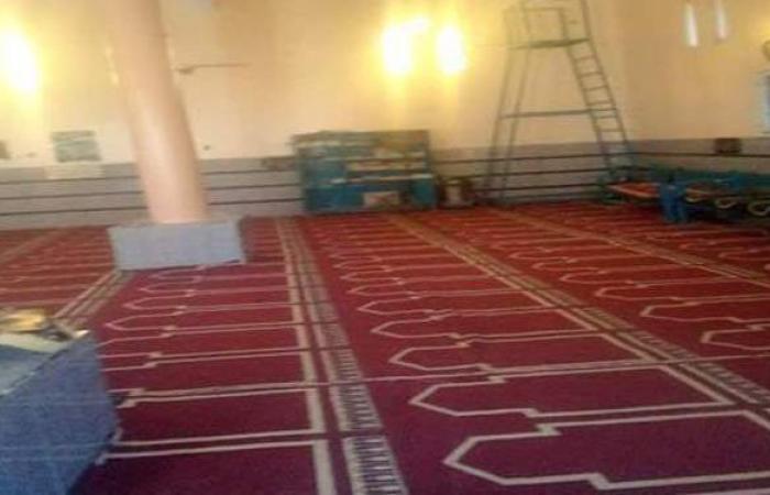 أوقاف قنا تفتتح أعمال إحلال وتجديد 4 مساجد جديدة
