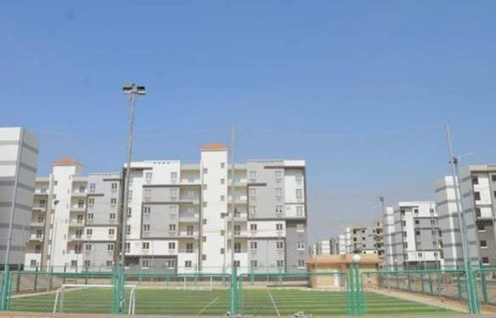 الموقف التنفيذي لمشروعات الإسكان بالمنصورة الجديدة | فيديو