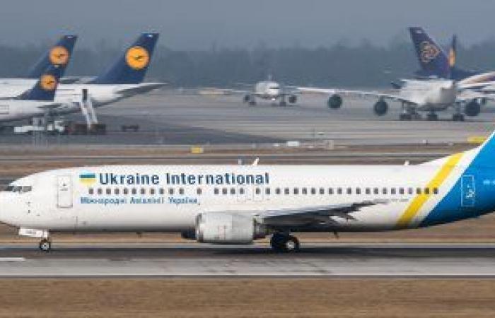 الخطوط الجوية الأوكرانية تعلن تسيير 4 رحلات إلى القاهرة أسبوعيا