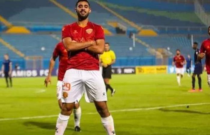 أحمد ياسر ريان ينتظر حسم مصيره بالأهلى للرد على العروض الخارجية