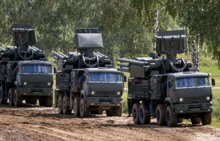 """نظام """"غيرميس"""" يضمن تدمير أي دبابة معادية بالصاروخ الواحد"""
