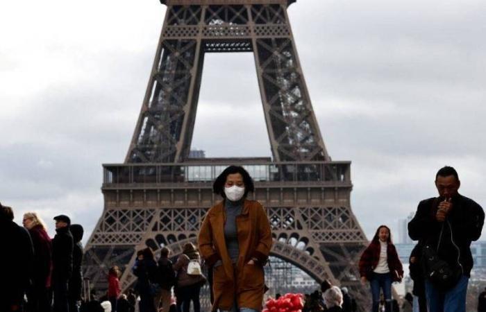 فرنسا تواجه موجة رابعة من «كوفيد19»