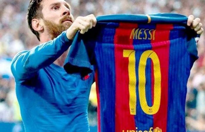 قناة كتالونية: ميسي جدد مع برشلونة 5 مواسم